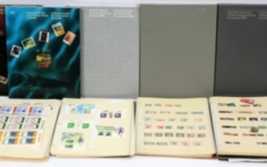 STAMP COLLECTION HOBBY BOOKS RELATED MATERIAL
