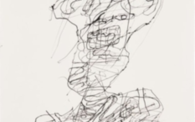 Jean Dubuffet, Personnage (no. 25)