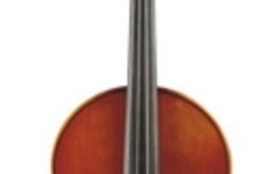 Modern American Viola - William Harris Lee, Chicago, 2008, model 230, length of two-piece back 15 3/4 inches (40 cm).