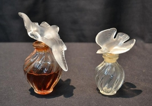 Nina Ricci Lalique in Lalique Art Glass