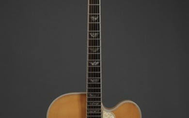 AUSTRALIAN F HOLE ARCHTOP ACOUSTIC GUITAR* BY STEPHEN GILCHRIST
