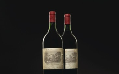Château Lafite-Rothschild 1982, 6 magnums per lot