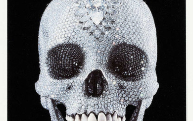 Damien Hirst (b.1965) For the Love of God, Believe