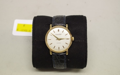 A vintage IWC 18ct yellow gold automatic wristwatch, 33mm, C...