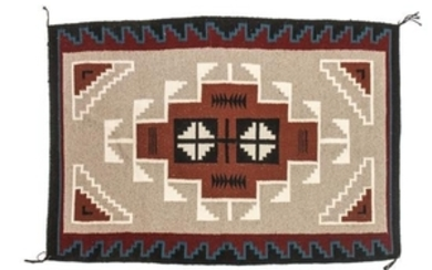 Three Contemporary Navajo Rugs
