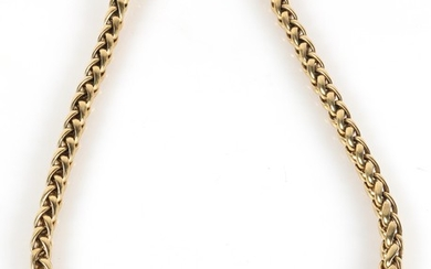 Zopfmuster Collier