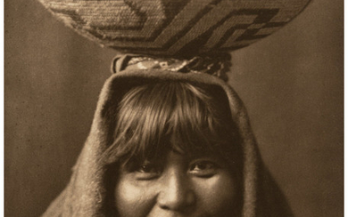 Edward Sheriff Curtis (1868-1952), The North American Indian, Portfolio 2 (Complete with 36 works) (1903-1907)