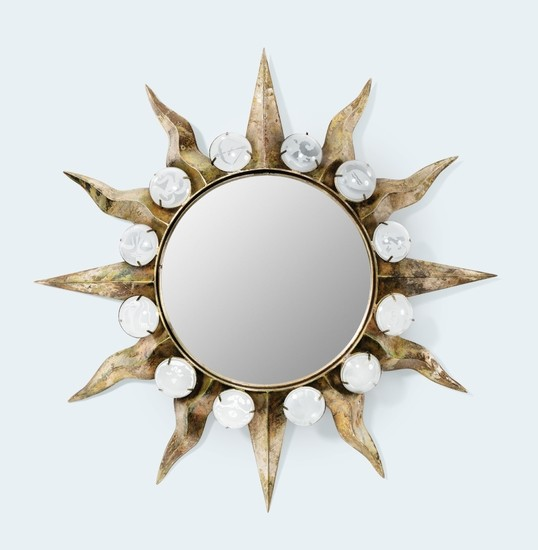 ZODIAC CONVEX MIRROR, Mark Brazier-Jones