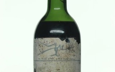 1962 Chateau Mouton Rothschild, Pauillac