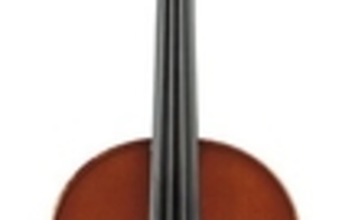 French Violin - Jean-Baptiste Chipot-Vuillaume, c. 1890, bearing the maker's original label, length of two-piece back 358 mm.