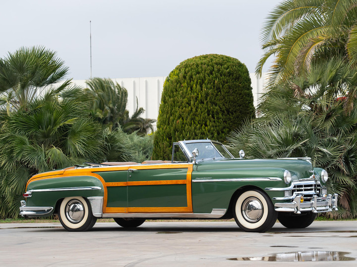 1949 Chrysler New Yorker 'Town & Country' Convertible