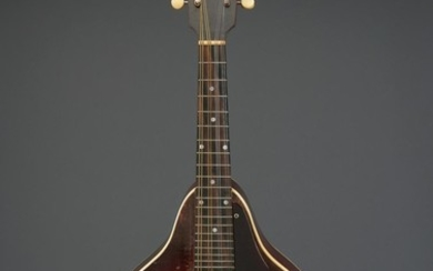 AMERICAN MANDOLIN* BY JOHN D'ANGELICO