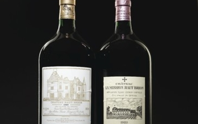 Château La Mission-Haut-Brion 1989, 1 imperial per lot
