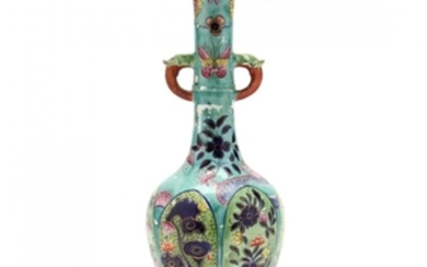 An Unusual Chinese Vase