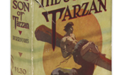 BURROUGHS, EDGAR RICE. The Son of Tarzan....