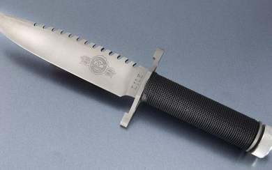 Jimmy Lile 20th Anniversary Family knife,