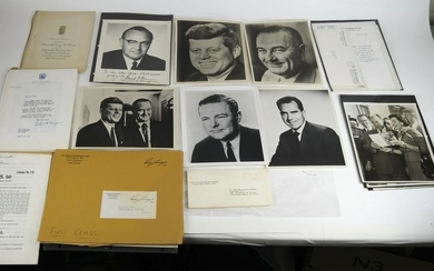 Photos and Political Letters