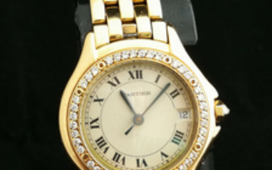 Cartier - Panthere Cougar - Ref. 887907 - Women - 1990-1999