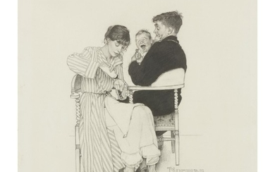 NORMAN ROCKWELL | GROWING A RESPONSIBILITY