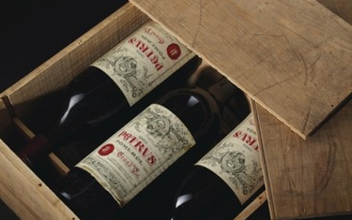 Petrus 1989, 6 magnums per lot
