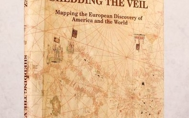 "NO RESERVE, ""Shedding the Veil - Mapping the European Discovery of America and the World"", Suarez, Thomas"