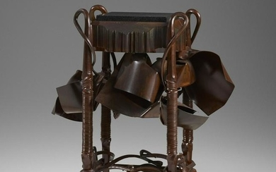 Albert Paley, occasional table