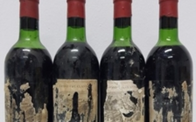 Mixed lot Château Duhart-Milon 1970/ believed 1970