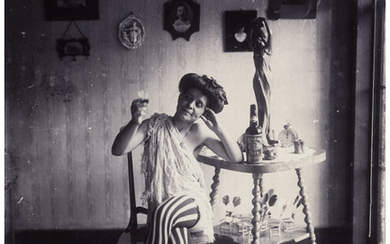 E.J. Bellocq (1873-1940), Untitled from the Storyville Portrait series, New Orleans (1911-1913)