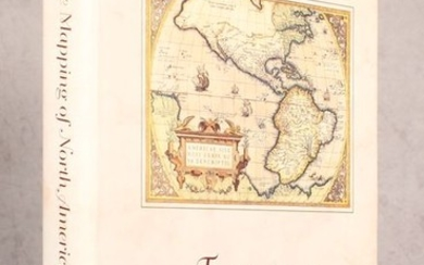 """""""The Mapping of North America - A List of Printed Maps 1511-1670"""", Burden, Philip D."""