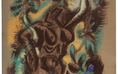 André Masson (French, 1896-1987), Antillaise