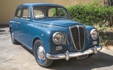 LANCIA APPIA 2° SERIE (1957) CHASSIS N. C10S*16536 ENGINE:...