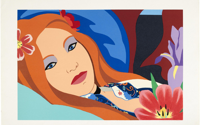 TOM WESSELMANN (1931-2004), Lulu, from: Metropolitan Fine Art