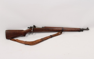 Remington model 03-a3 bolt action rifle on 30-06 caliber
