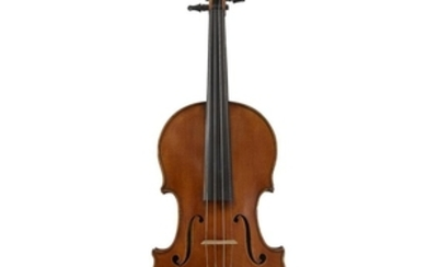 A French Violin from the Workshop of Caressa and...