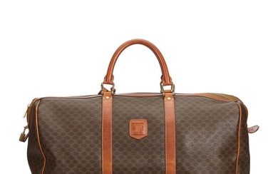 Celine - Macadam Duffle Bag Travel bag