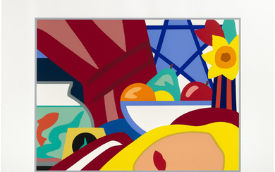 TOM WESSELMANN (1931-2004), Still Life with Blonde