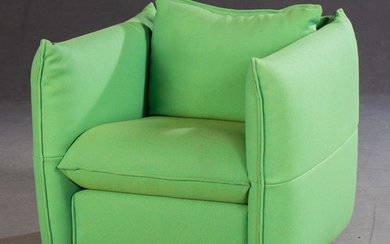 Edward Barber and Jay Osgerby, chair / lounge chair, model 'Mariposa' for Vitra
