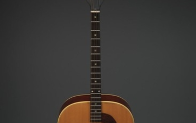 AMERICAN FLAT TOP TENOR GUITAR BY GIBSON