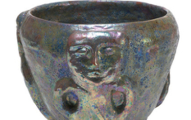 Beatrice Wood - Beatrice Wood: Large chalice