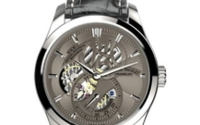 Armand Nicolet - L16 Small Seconds Limited Edition - A132AAA-GR-P713GR2 - Men - 2011-present