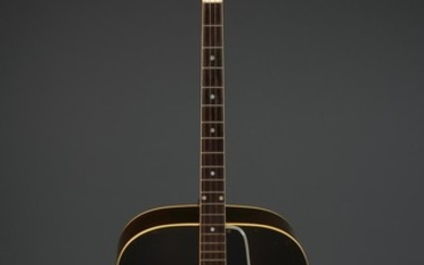 AMERICAN ARCHTOP TENOR HOLLOW BODY GUITAR* BY GIBSON