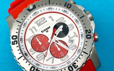 """Traser - Limited Edition P66 elite Chronograph TdS Champion Swiss Made - 107394 """"NO RESERVE PRICE"""" - Men - Brand New"""