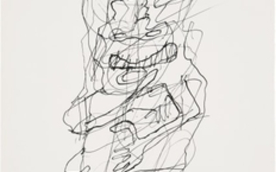 Jean Dubuffet, Personnage (no. 27)