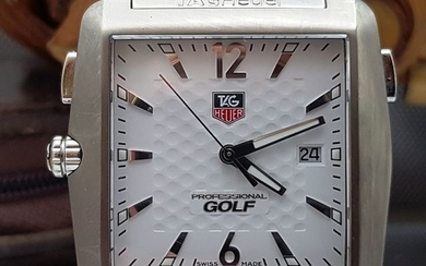 """TAG Heuer - Tiger Woods Golf Edition - """"NO RESERVE PRICE""""- Unisex - 2011-present"""