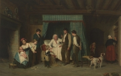 After Theophile Emmanuel Duverger (French, 1821-1886)