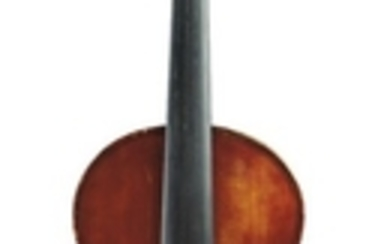 American Violin - Clarence W. Ferguson, Fort Snelling, 1936, bearing the maker's original label, length of one-piece back 357 mm.