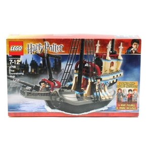 Lot Art Harry Potter The Durmstrang Ship Lego Set The durmstrang students use the ship to travel to hogwarts for the triwizard tournament. harry potter the durmstrang ship lego set