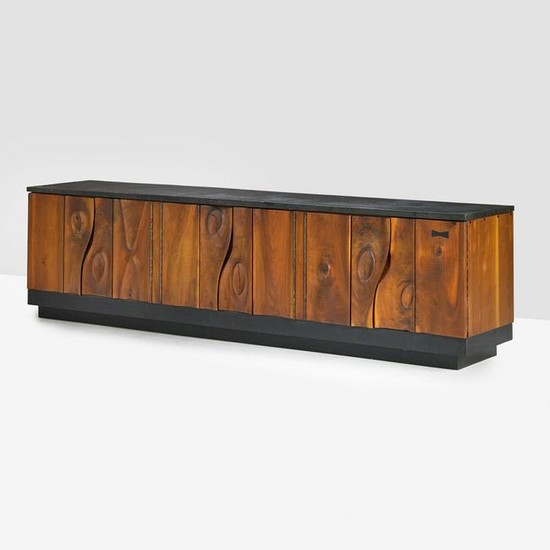 PHIL POWELL Exceptional cabinet