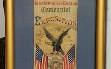 1884-1885 World's Industrial and Cotton Exposition