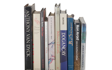 A group of Art Reference Books